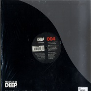 Back View : Francois Dubois & Master H - RISE EP - Komplex De Deep / kdd004