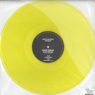 Back View : Mark Broom - ACID HOUSE - ALBUM SAMPLER B (CLEAR YELLOW VINYL) - Saved Records / SVALB03B