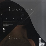 Back View : Icicle - DREADNAUGHT / ARROWS - Shogun Audio / sha040