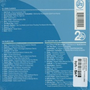 Back View : Various Artists - SOMA RECORDS - 20 YEARS (3CD) - Soma / somacd095