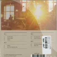 Back View : Choir Of Young Believers - RHINE GOLD (CD) - Ghostly International / gi153cd
