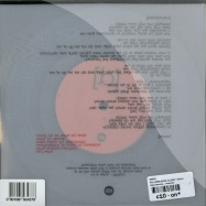 Back View : Kwes. - ROLLERBLADES (CLEAR 7 INCH) - Warp Records / 7wap343