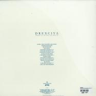 Back View : Drexciya - JOURNEY OF THE DEEP SEA DWELLER - PART 4 (2X12) - Clone Classic Cuts / C#CC025lp