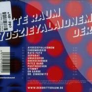 Back View : Der Dritte Raum - AYDSZIEYALAIDNEM (CD) - Der Dritte Raum / DDR011CD