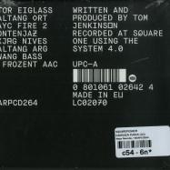 Back View : Squarepusher - DAMOGEN FURIES (CD) - Warp Records / WARPCD264