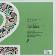 Back View : Sil & Rabotnic - KAVAR EP (VINYL ONLY) - TVIR / TVIR002