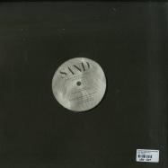 Back View : Swedish Naan Boys (Jesper Dahlback / Nima Khak) - HOLD TIME (180G VINYL) - Sand / SAND004