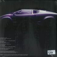 Back View : Miguel Campbell - NIGHT DRIVE WITHOUT YOU (2x12INCH LP) - Outcross Records / OCD0048