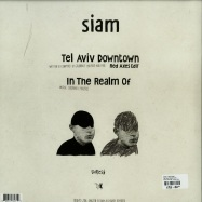 Back View : Siam / Red Axes - TEL AVIV DOWNTOWN - Garzen Records / Garzen 002