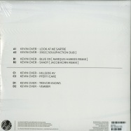 Back View : Kevin Over - BACK TO BACK VOL. 11 (2X12 LP) - Mobilee / Mobileelp024 / 142381