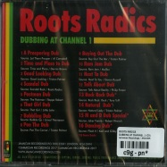Back View : Roots Radics - DUBBING AT CHANNEL 1 (CD) - Jamaican Recordings / JRCD065