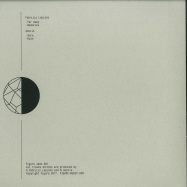 Back View : Fabrizio Lapiana X Amotik - FIGURE JAMS 001 - Figurejams / Figurejams001