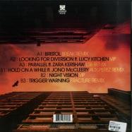 Back View : Technimatic - TECHNIMATIC REMIXED EP (RED MARBLED VINYL) - Shogun Audio / SHA124