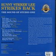 Back View : Bunny Striker Lee - THE SOUND OF STUDIO ONE (LP) - Kingston Sounds / KSLP068