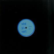 Back View : Silat Beksi - SHUSHU EP - What You Want / WOW05