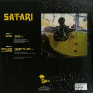 Back View : Satari / Nicky featuring Satari - SMILE / NOBODY TO LOVE - LA CASA TROPICAL / LCT 001