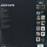 Back View : Various Artists - LEFTO PRESENTS JAZZ CATS (2XLP) - SDBAN ULTRA / SDBANULP06