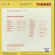Back View : Brian Bennett & Alan Hawkshaw - SYNTHESIZER & PERCUSSION (180G LP) - Be With Records / BEWITH050LP