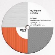 Back View : Ray Okpara - EVERLET EP (SASCHA DIVE / JOHNNY D / ERICH BOGATZKY RMXS) - Agora Audio / ago004