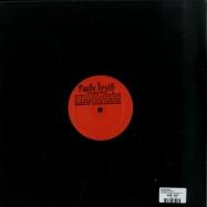 Back View : Reade Truth - VIOLENT ROSE EP - BLKMARKET MUSIC / BLKMUSIC_003