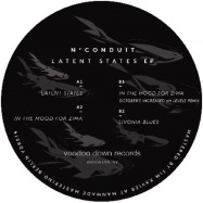 Back View : N Conduit - LATENT STATES (OCTOBER REMIX) - Voodoo Down Records / VDR014