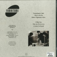 Back View : Furniture - WHEN THE BOOM WAS ON (140 G VINYL) - Emotional Rescue / ERC 072