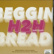 Back View : H2H (Chez Damier, Ben Vedren and Paul Cut) - TEMPO OF LOVE / BEGGIN BREAD - The Gathering / G003T
