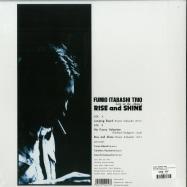 Back View : Fumio Itabashi Trio - RISE AND SHINE - LIVE AT THE AKETAS - Studio Mule / Studio Mule 20