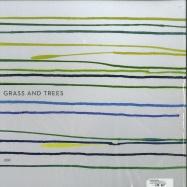 Back View : Earthen Sea - GRASS AND TREES (LP) - Kranky / KRANK222LP / 00134763