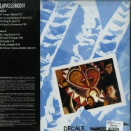 Back View : Lapassenkoff - SHING & TSE (LP + 10INCH) - Decale / DEC002