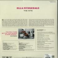 Back View : Ella Fitzgerald - THE HITS (180G LP) - New Continent / 1019081EL2