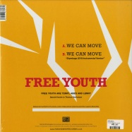 Back View : Free Youth - WE CAN MOVE - Soundway / SNDW12034 / 05179456