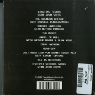 Back View : Paranoid London - PL (CD) - Paranoid London / PDONCD002