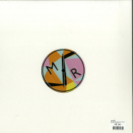 Back View : Jerome.C - INSTINCT EP (RAY MONO RMX) - Modula Records / MR003