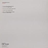 Back View : Noir - REMIXED PART 2 - COVER EDITION (2X12 INCH) - Noir Music / NMNR002dc
