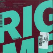 Back View : Fumiya Tanaka - RIGHT MOMENT (CD) - Perlon / Perlon124CD