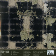 Back View : RX-101 - SERENITY (2LP) - Suction / Suction050