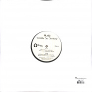 Back View : MJOG - CROISEE DES CHEMINS (VINYL ONLY) - Broox Records / BROOX005