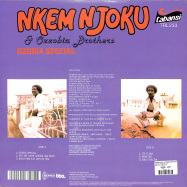 Back View : Nkem Njoku & Ozzobia Brothers - OZOBIA SPECIAL (180G LP) - BBE Africa / BBE507ALP