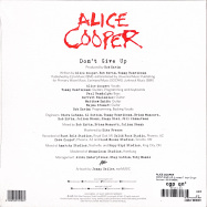 Back View : Alice Cooper - DONT GIVE UP (LTD PICTURE 7 INCH) - Earmusic / 0215108EMU