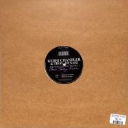 Back View : Kerri Chandler Troy Denari - THE WAY IT GOES (CHRIS STUSSY REMIXES) - Madhouse / KCT1199