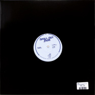 Back View : Ejeca - POLAR NATION EP (BLUE VINYL) - Shall Not Fade / SNF043RP