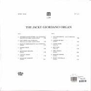 Back View : Jacky Giordano - JACKY GIORDANO ORGAN (LP) - Le Tres Groove Club / LTGC003