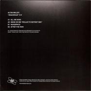 Back View : Alton Miller - HEADSPACE EP (180GR) - Forbidden Dance / FD-002