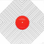 Back View : Lizz - DROMES EP (RED COLOURED VINYL) - Rawax / RWX014R