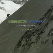Back View : Amir Alexander - LOVE & FEAR! (2X12 INCH, B-STOCK) - Anunnaki Cartel / AC007
