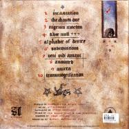 Back View : DJ Mugs The Black Goat - DIES OCCIDENDUM (LTD RED LP) - Sacred Bones / SBR268LPC1 / 00144285