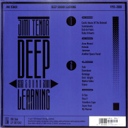 Back View : Jimi Tenor - DEEP SOUND LEARNING (1993 - 2000) (2LP) - Bureau B / BB366 / 05201341
