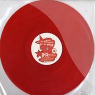 Back View : Detroit Grand Pubahs & Dave The Hustler - GO AHEAD (RED VINYL) / VITALIC REMIX - Citizen / CTZ015
