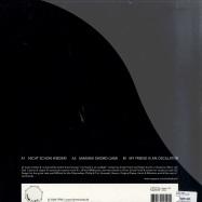 Back View : Andre Kraml - SKINNY LONG HAIR EP - Firm 26